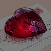 Turn your heart light New Heart, I Love Heart, Heart Art, Heartless Marissa Meyer, Valintines Day, Animated Heart, Forever Red, Gifs, Photo Background Images