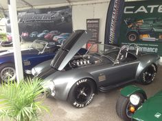 Did you attend Barrett-Jackson this past weekend in Palm Beach? The Lingenfelter powered Superformance LLC. Cobra was there!!! -Ryan C  #MuscleCarMonday   Performance Engines:  http://www.lingenfelter.com/mm5/merchant.mvc?Screen=CTGY&Store_Code=LPE&Category_Code=C486