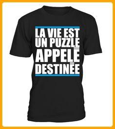 La vie est un puzzle 7 - Basketball shirts (*Partner-Link)