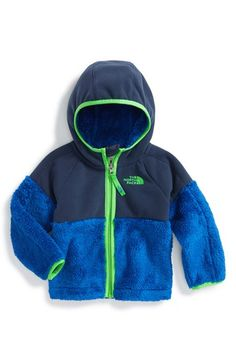 The North Face 'Chimborazo' Hoodie (Baby Boys) available at #Nordstrom