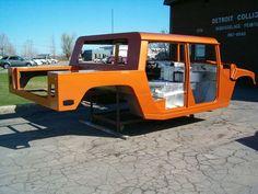 Enamorado del H1 construye su propia réplica a partir de un chasis F-150 (F100 en Argentina). Lo postee porq hay muuuuchos de éstas pick-up Ford aquí en Argentina y si a alguien se le ocurre mejor. Con ésto quiero darles ideas... Esta es una de...