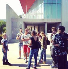 Santa Monica / - Septembre 2013 Santa Monica College campus tour ! Plus de photos sur : http://instagram.com/ispaintl