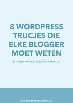 Bloggen kan veel tijd in beslag nemen. Gebruik daarom deze handige trucjes om meer uit WordPress te halen en sneller en makkelijker berichten in WordPress te zetten.