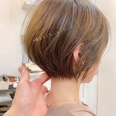 Asian Short Hair, Girl Short Hair, Short Girls, Short Hair Cuts, Shot Hair Styles, Short Layers, Color Trends, Style Me, Cool Hairstyles