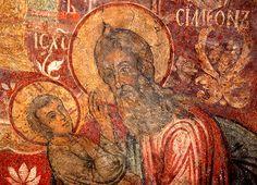 Записи євангелика Ауґсбурзького віросповідання: Проповідь на Стрітення Господнє