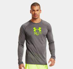 Men's UA Stop & Go Long Sleeve T-Shirt