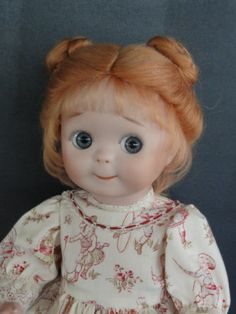 Bravot Googlie doll