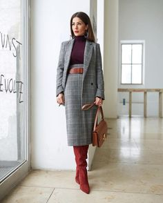 Women Work Outfit to Look Elegant Office Fashion, Business Fashion, Work Fashion, Modest Fashion, Fashion Outfits, Womens Fashion, Fashion Trends, Classy Outfits, Fall Outfits