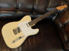 Vintage Fender el-guitar 1964' Telecaster