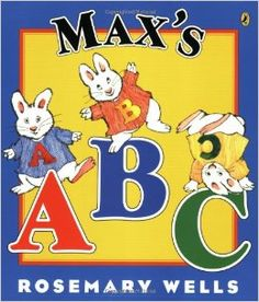 Amazon.com: Max's ABC (Max and Ruby) (9780142411728): Rosemary Wells: Books