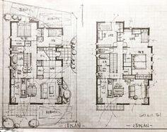 いいね!836件、コメント13件 ― 石川 元洋さん(@motohiro_ishikawa)のInstagramアカウント: 「・ 52坪7人家族の家 ・ 玄関のみ共有の二世帯住宅 ・…」