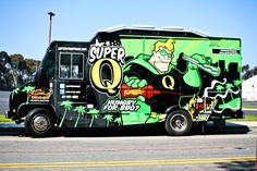 food trucks | Kaminski's Super Q Food Truck | Ollie Neglerio {Life & All of the ...