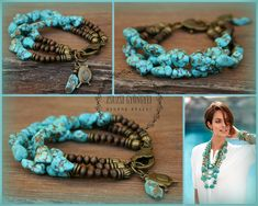 Facebook Sign Up, Turquoise Necklace, Jewelry, Jewlery, Jewerly, Schmuck, Jewels, Jewelery, Fine Jewelry