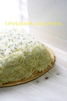 Snow Cheesecake.... Apple Turnover Recipe, Turnover Recipes, Apple Turnovers, Malaysian Food, Cheesecake, Snow, Bread, Cheesecakes, Brot