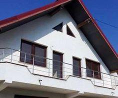 Proiect balustrada de inox Romania Balustrades, Romania, Exterior, Home Decor, Homemade Home Decor, Outdoor Spaces, Decoration Home, Interior Decorating