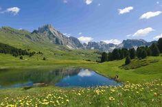 Alpe di Siusi, province of south Tyrol, Trentino alto Adige region Italy