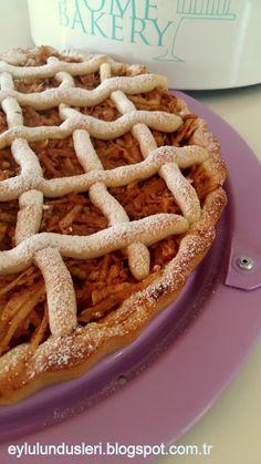 Keçelikalem: Doğuştan smokinli ve çok sevimli:) Apple Pie, Waffles, Bakery, Breakfast, Desserts, Food, Morning Coffee, Tailgate Desserts, Deserts
