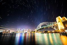 Stars of Sydney by ANDREW TIDDY, via 500px