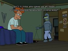 I love Bender