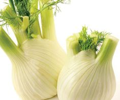 I love Fennel. I love the crunch, I love the flavor. Being Italian, Fennel is something that you put out on the dinner table for people to snack on before and throughout dinner.