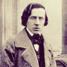 The one and only, #FredericChopin, was born today in 1810. It's the right time to add some Chopin to your weekend. #Chopin #Birthday #WeLoveClassicalMusic #ClassicalMusic