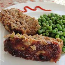 Zucchini Ranch Meatloaf Recipe