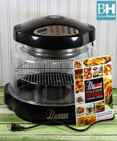 Giveaway! Digital NuWave Oven from BrylaneHome #RWMevent http://www.weidknecht.com/2014/11/giveaway-digital-nuwave-oven-from.html