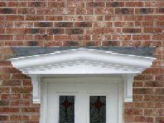 GRP Door Canopies - Welcome to GRP Door Canopies we manufacture and supply GRP Door Canopies to mainland UK with a full fitting solution. & Over Door Awnings   Win An Over Door Canopy From Canopies UK ...