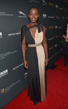 Lupita Nyong'o's Best Red Carpet Looks: Glamour.com