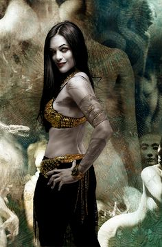 Vampire The Masquerade: Setite by Tim Bradstreet