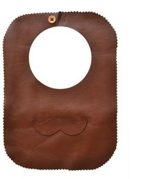 An easy and stylish toddler bib