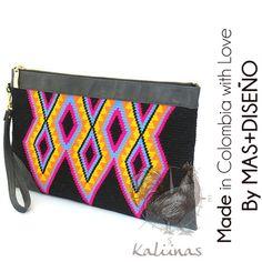 Clutch Wayuu // Sobre de Mano Kaliinas