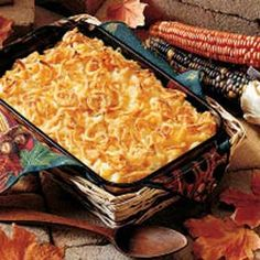 Sour Cream Scalloped Potatoes  Taste of Home