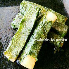 【火を使わずに】巻くだけ「シソ大根」でご飯おかわり必至! | クックパッドニュース