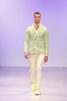 Miguel Vieira Spring/Summer 2013 Menswear Collection