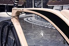 Milano Sport - Speciale Wooden Bikes
