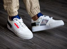 Nike Air Force 1 Available in and up. Sneakers Fashion Outfits, Nike Shoes Outfits, Adidas Fashion, Best Sneakers, Casual Sneakers, Casual Shoes, Shoes Sneakers, Casual Jeans, Nike Air Force 1 Outfit