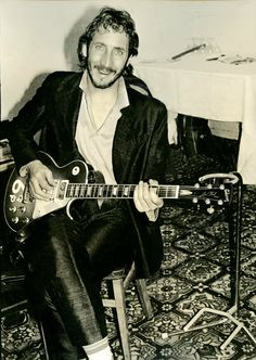 Pete Townshend circa 1979 saw them in Cincinnati. Music Love, Music Is Life, Rock Music, John Entwistle, Vintage Concert Posters, Pete Townshend, Roger Daltrey, My Generation, Him Band