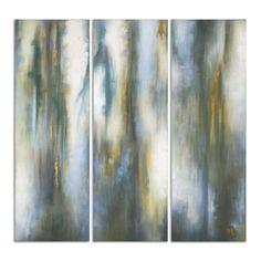 Moonglow Modern Art, Set of 3