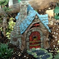 Fiddlehead Bakery - Fairy House