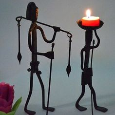 Madiya Mudiya Candle Stand