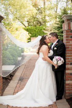 Elegant NJ Wedding at The Estate at Florentine Gardens by Milton Gil Photographers