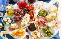 How to make a fabulous cheese platter
