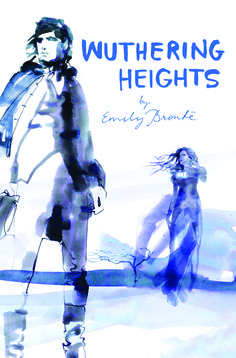 #UWBookMadness Wuthering Heights by Emily Brontë   Category: Required Readings   A servant familiar with the residents of the remote farmhouse, Wuthering Heights, recounts the family's tragic history to the visiting Mr. Lockwood. A tale of star-crossed love, jealousy, and revenge across generations, this Gothic romance created the archetypal lovers of Heathcliff and Catherine.