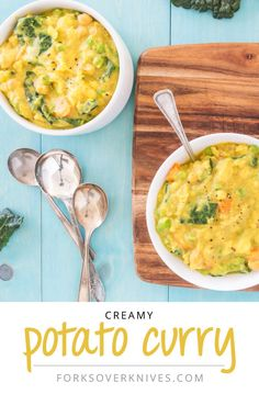 Creamy Potato Curry