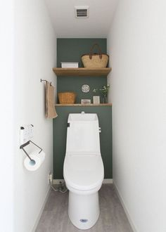 Pin By Aylin Akpulat On Home Toilet Room Bathroom Interior Small Toilet Room, Small Bathroom, Wooden Toilet Seats, Toilet Closet, Downstairs Toilet, Toilet Design, Bathroom Toilets, My New Room, Bathroom Interior
