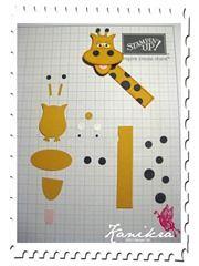 Punch-Art-Giraffe