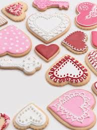 heart cookies - Google Search