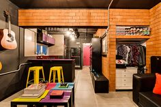 Interior Design // Holliday 711 on Behance