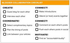 Bloggers Unite! A 10-Point Guide for Blogger Collaboration